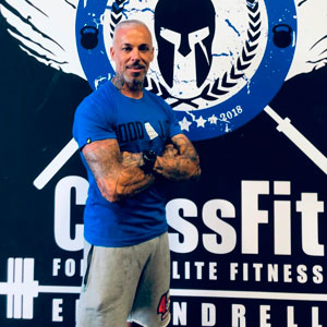 Coach Crossfit Aniceto
