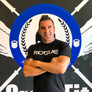 Coach Crossfit Angel